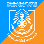 Logo of Charansanitwong Technological College deep learning system